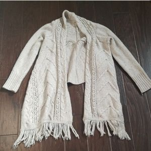 《Anthropologie》Angel of the North Cardigan